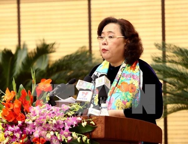 Bilan du mandat 2011-2016 du Conseil populaire de Hanoi hinh anh 1