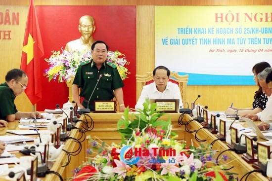 Vietnam et Laos œuvrent ensemble pour lutter contre la drogue hinh anh 1