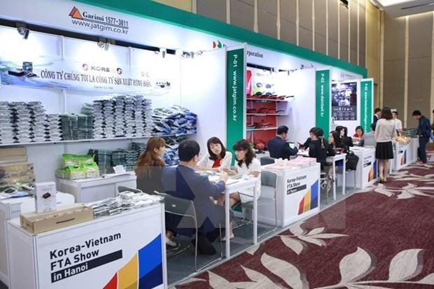 Forum d'affaires des PME Vietnam-R. de Coree a Seoul hinh anh 1