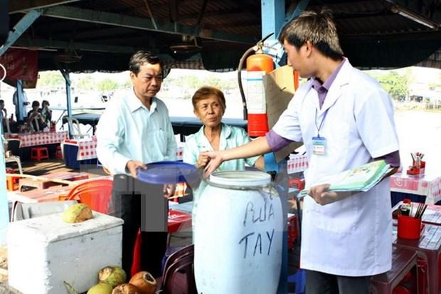 Plusieurs localites gardent un œil sur l'epidemie due au virus Zika hinh anh 1