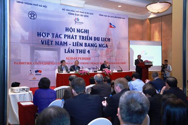 Vietnam et Russie developpent leur cooperation dans le tourisme hinh anh 1