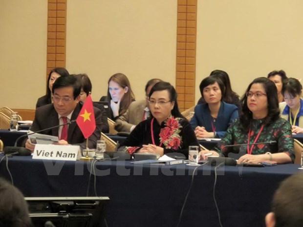 Le Vietnam a la conference ministerielle de la sante de l'Asie sur la resistance aux antibiotiques hinh anh 1