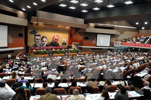 Le PCV felicite le Parti communiste de Cuba pour son 7e Congres hinh anh 1