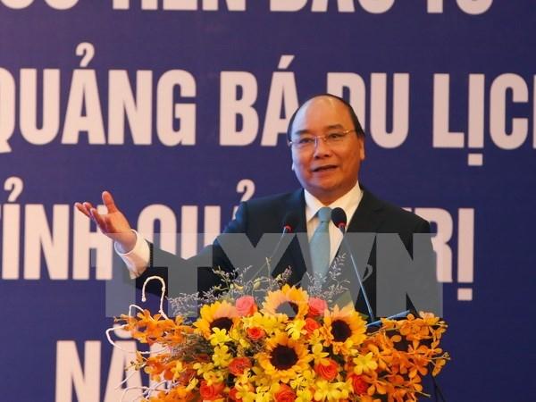 Conference de promotion de l'investissement et du tourisme a Quang Tri hinh anh 1
