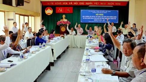 Vietnam : 1.121 candidats se presenteront aux 14es legislatives hinh anh 1
