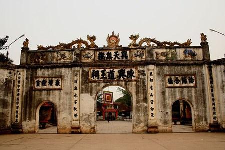 Con Son - Kiep Bac : musee de croyance et de culture du Vietnam hinh anh 4