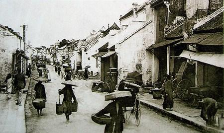 Le vieux quartier de Hanoi a conserve son ame et son histoire hinh anh 1