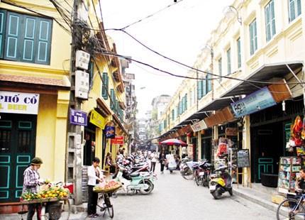 Le vieux quartier de Hanoi a conserve son ame et son histoire hinh anh 3