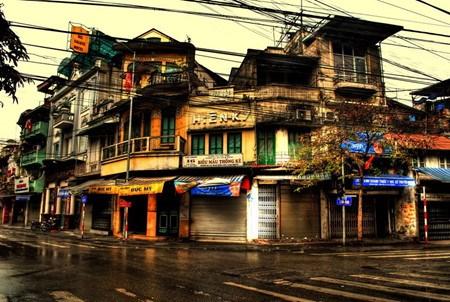 Le vieux quartier de Hanoi a conserve son ame et son histoire hinh anh 5