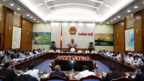Reunion du Comite national sur le changement climatique hinh anh 1