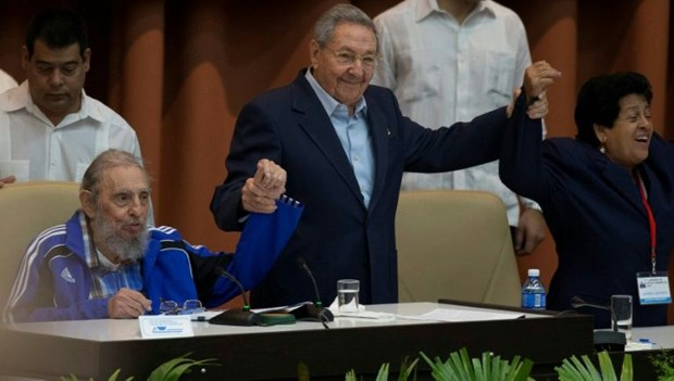 Le Parti communiste de Cuba elit son nouvel Comite central et sa direction hinh anh 1