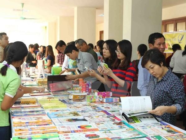 Ouverture de la 3e Journee du livre du Vietnam hinh anh 1
