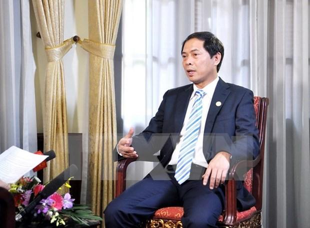 Le Vietnam contribue a approfondir le partenariat global Asie-Europe hinh anh 1