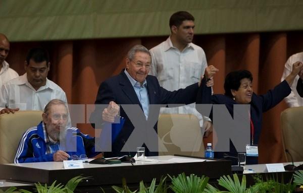 Vietnam-Cuba: le Congres du PCC favorise les relations bilaterales hinh anh 2