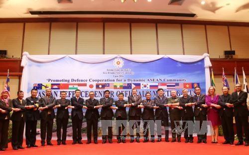 Defense : l'ADSOM+ au Laos se concentre sur la securite regionale hinh anh 1