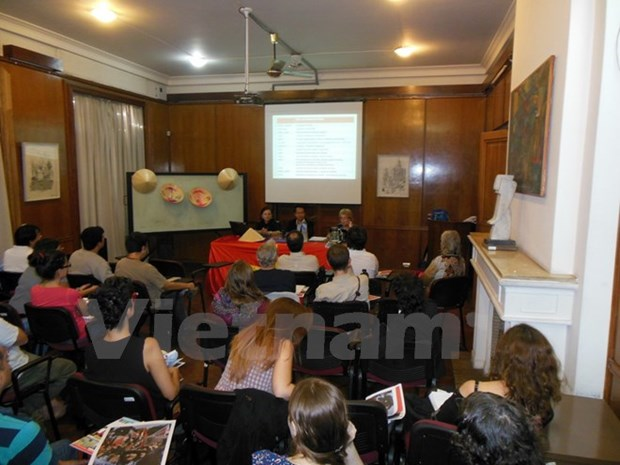 Semaine de la culture vietnamienne en Argentine hinh anh 1