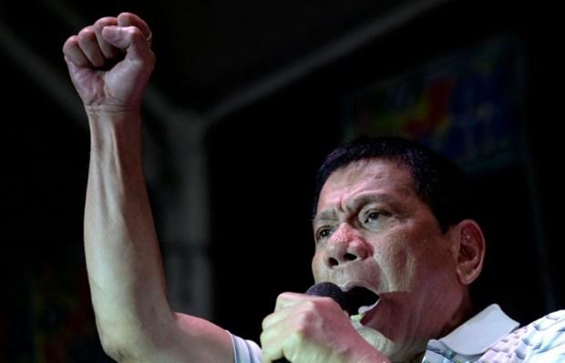 Philippines : Duterte favori de la presidentielle hinh anh 1