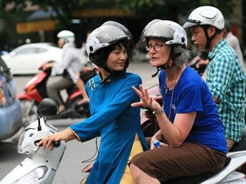 Des tours a moto a Hanoi hinh anh 1