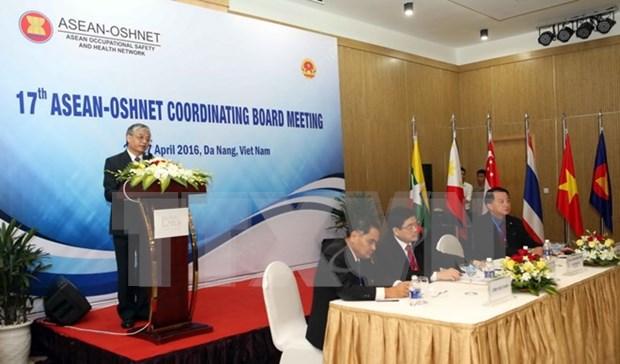 Securite au travail : le Comite de coordination de l'ASEAN OSHNET se reunit hinh anh 1