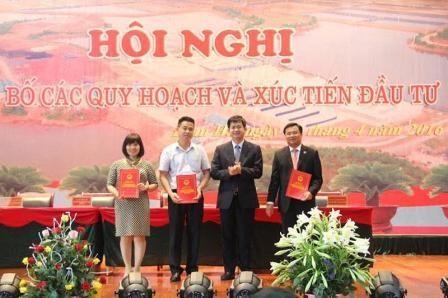 Conference sur la promotion de l'investissement a Dam Ha hinh anh 1
