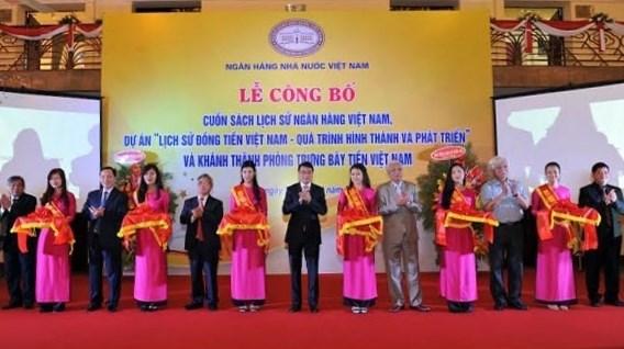 Inauguration d'une salle d'exposition sur les monnaies vietnamiennes hinh anh 1