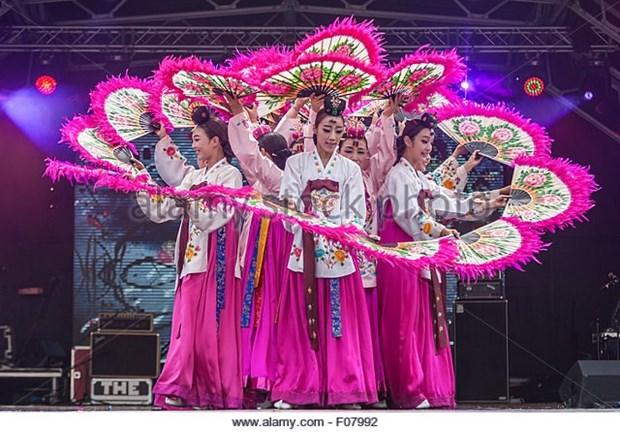 Un groupe de danse traditionnelle de Republique de Coree se produira a Hanoi hinh anh 1