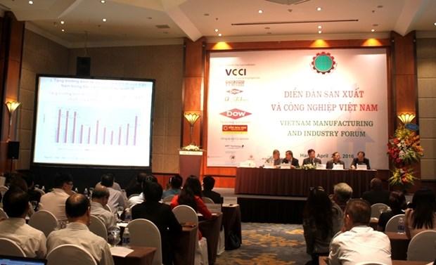 Ameliorer la competitivite des entreprises industrielles hinh anh 1