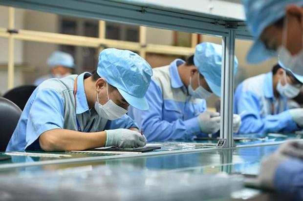 Vietnam: excedent commercial de 1,5 milliard de dollars hinh anh 1