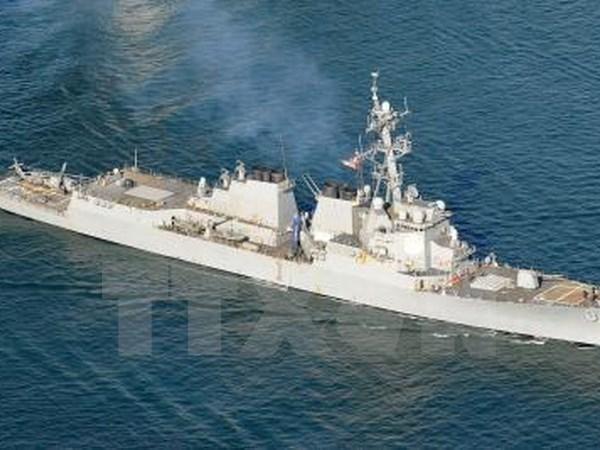 Les Etats-Unis preoccupes par les actes de la Chine en Mer Orientale hinh anh 1