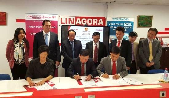 Le Francais Linagora cherche des opportunites de cooperation avec HCM-Ville hinh anh 2