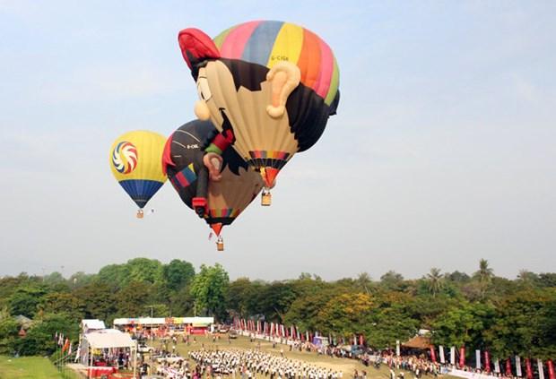 Thua Thien-Hue : le Festival international de montgolfieres 2016 hinh anh 1