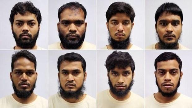 Singapour arrete huit hommes soupconnes de preparer des attentats terroristes au Bangladesh hinh anh 1