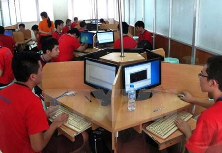 L'industrie du logiciel du Vietnam en forte croissance hinh anh 1