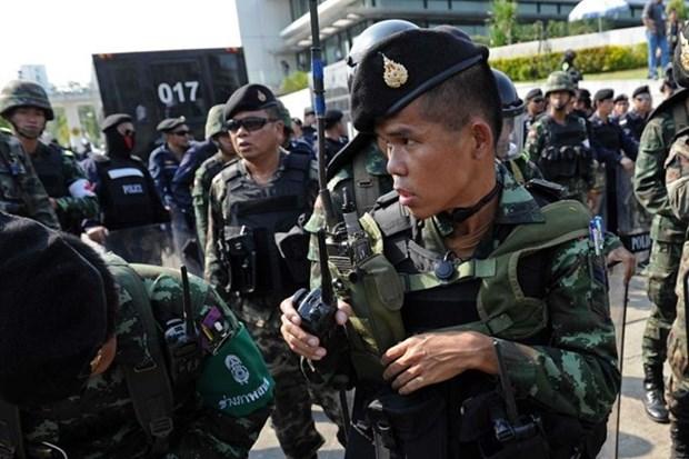 La Thailande declare se conduire de facon hardie contre les perturbateurs politiques hinh anh 1