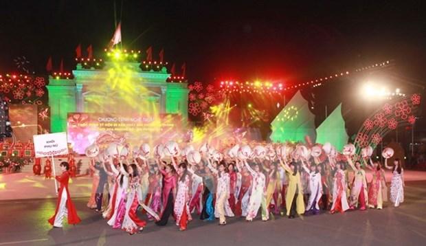Ouverture de la 5e fete des flamboyants a Hai Phong hinh anh 1