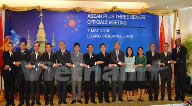 Le Vietnam a la rencontre importante annuelle entre l'ASEAN et ses partenaires hinh anh 1