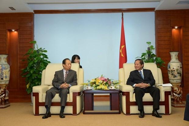 Samsung prevoit la production de 200 millions de Smartphones au Vietnam hinh anh 1