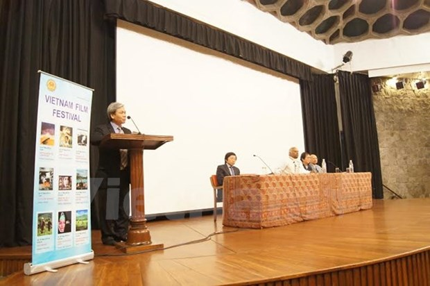Ouverture d'un festival du film vietnamien en Inde hinh anh 1