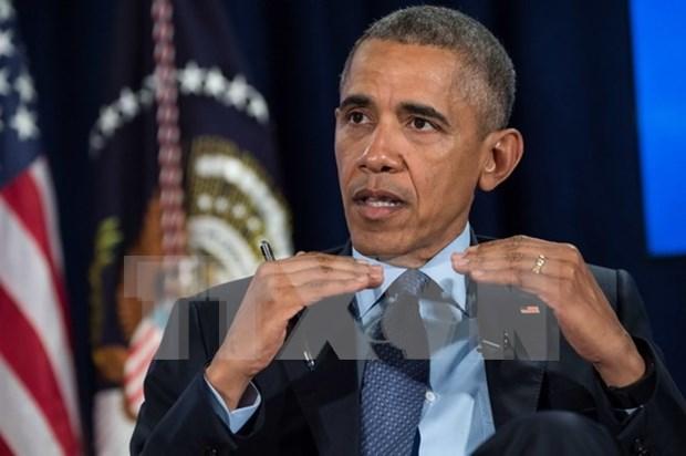 Obama etudie la levee totale de l'embargo sur les ventes d'armes au Vietnam hinh anh 1