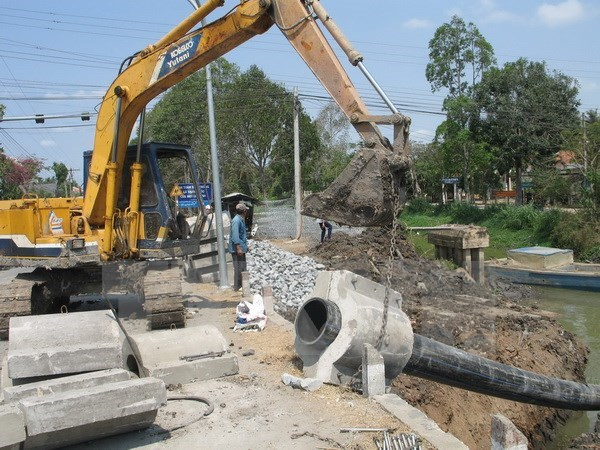 Climat : la BAD et l'AusAid financent un projet a Tien Giang hinh anh 1