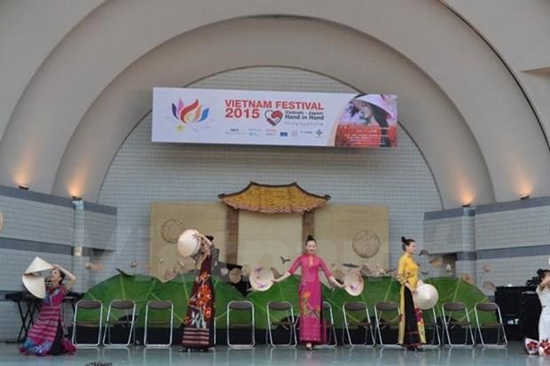 Tokyo accueillera le 9e festival vietnamien au Japon hinh anh 1