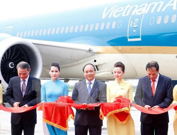 Inauguration de l'aeroport international Cat Bi a Hai Phong hinh anh 1