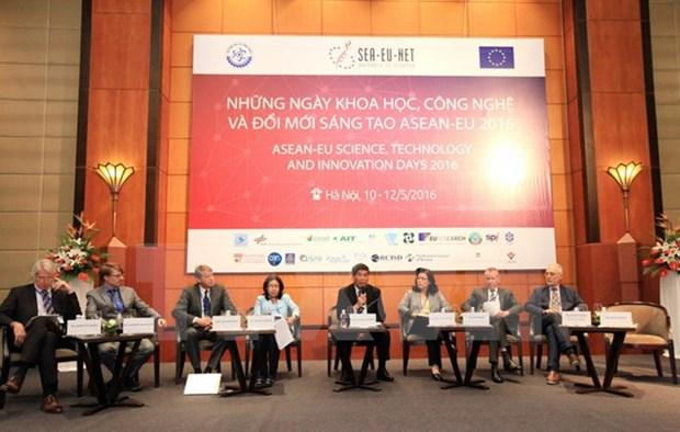Potentialites de cooperation UE-Vietnam dans les sciences et technologies hinh anh 1