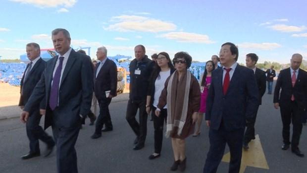 Des entreprises vietnamiennes sondent les opportunites d'investissement en Russie hinh anh 1