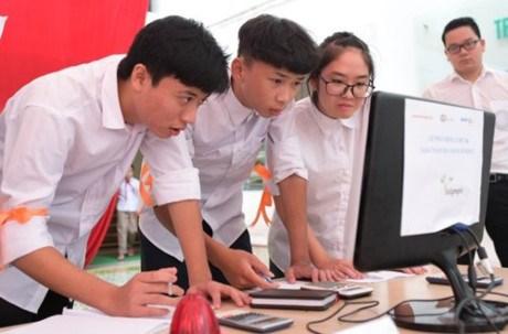 Les Vietnamiens brillent aux Olympiades d'informatique d'Asie-Pacifique 2016 hinh anh 1