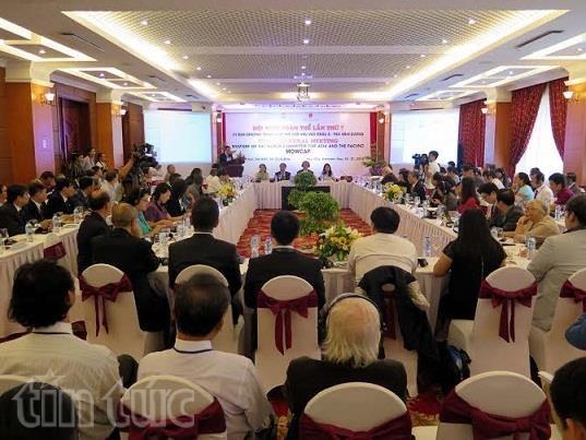 La 7e Conference du Comite regional pour l'Asie-Pacifique du Registre Memoire du monde hinh anh 1
