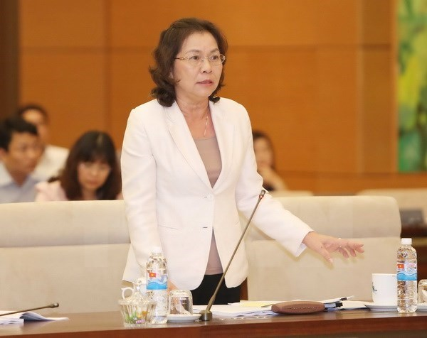 Le Vietnam et le Canada renforcent leur cooperation dans la reforme judiciaire hinh anh 1