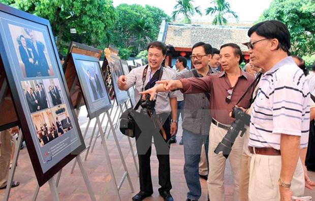 Une rencontre culturelle Vietnam-Etats-Unis a Hanoi hinh anh 1