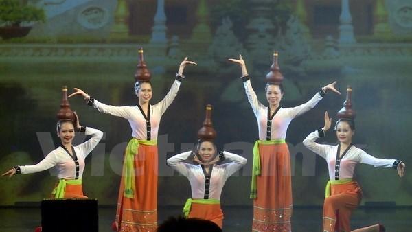 Festival d'echanges culturels Russie-ASEAN hinh anh 1