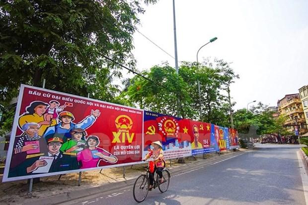 Elections generales : le vote de confiance et de responsabilite hinh anh 1